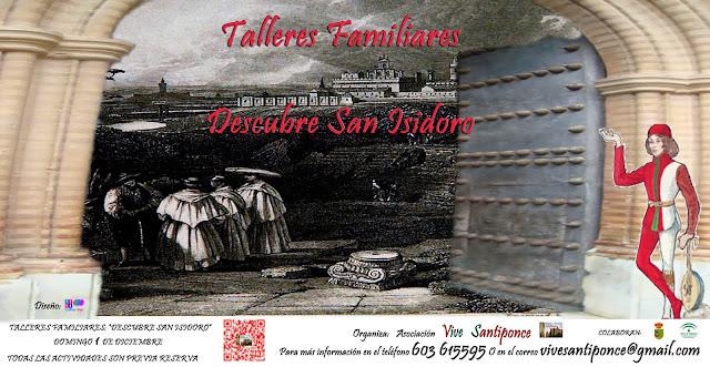 Talleres familiares en San Isidoro del Campo (Santiponce)