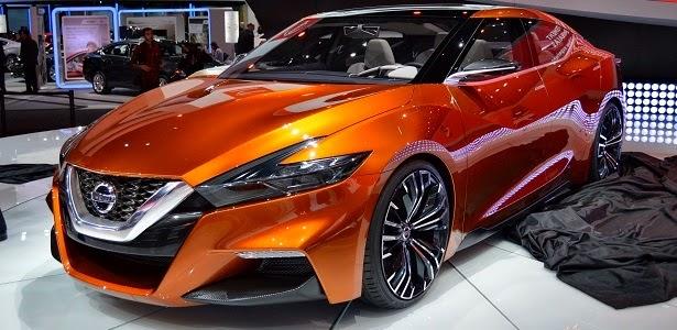 2017 Nissan Maxima Redesign