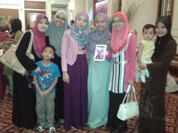 A&GF With Master Puteri