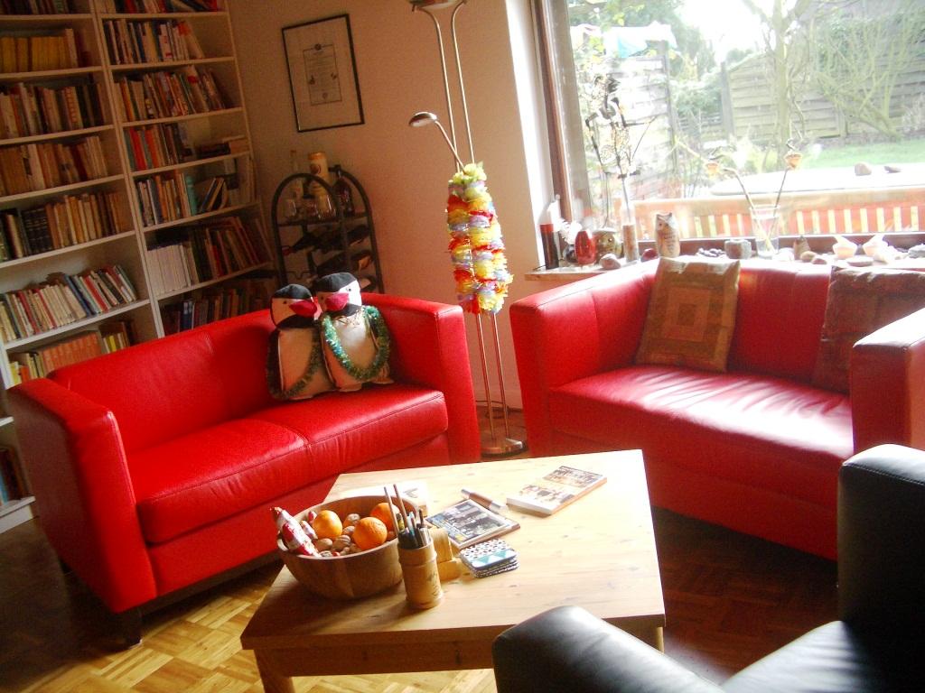 Am Wattenmeer Das Zweite Rote Sofa