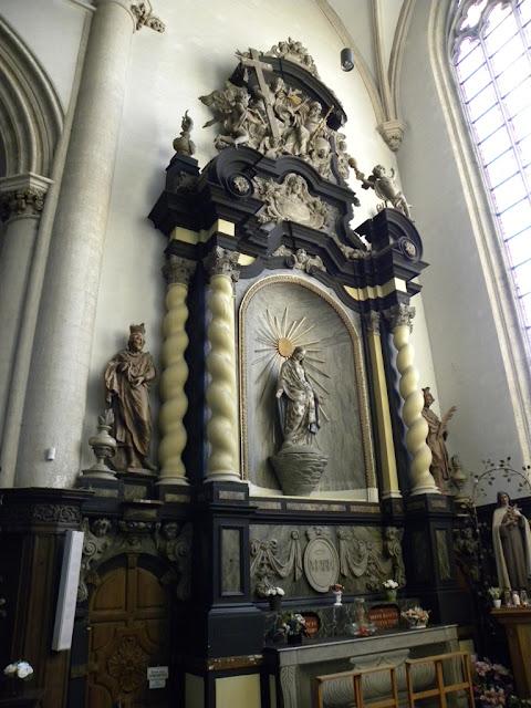 OLV Ten Poel kerk Tienen