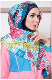 Desain Hijab Modern Zoya Terpopuler 2015