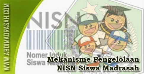 NISN Siswa Madrasah