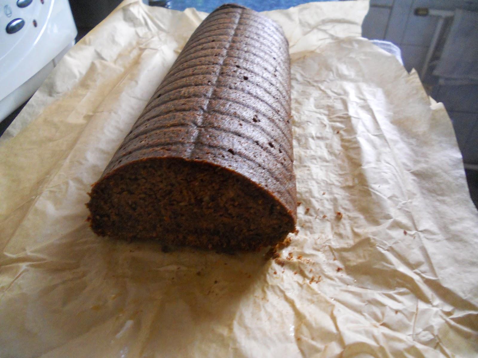 Paleolit datolyás kenyér