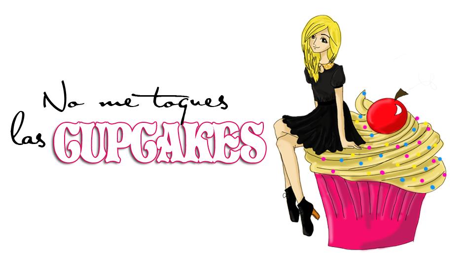 No me toques las cupcakes