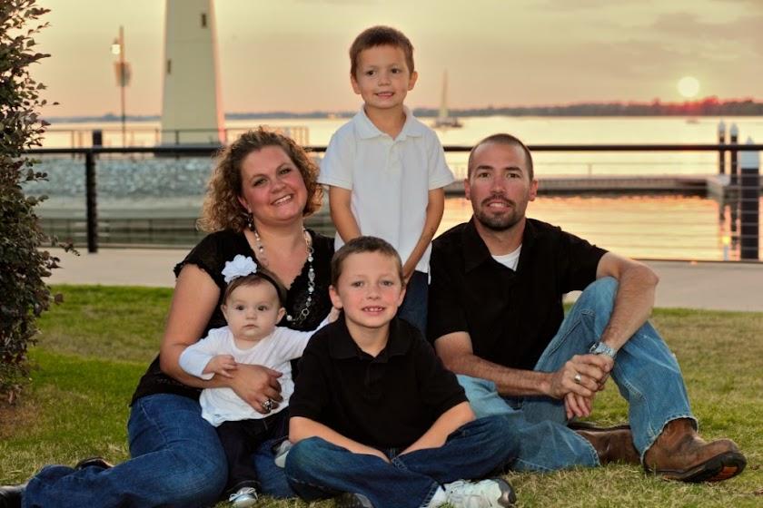 The Potts Family