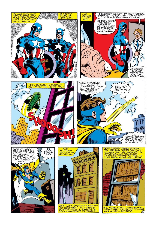 Captain America (1968) Issue #285 #201 - English 7