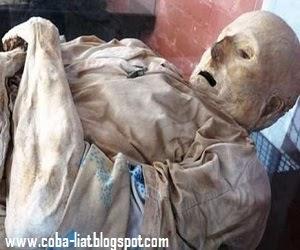 misteri mumi alami