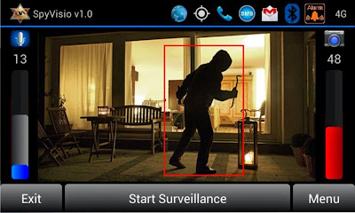 Beveilig je huis met je smartphone