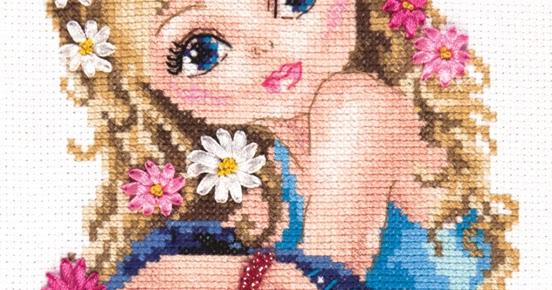 Схема вышивки махаон чудесная игла 37