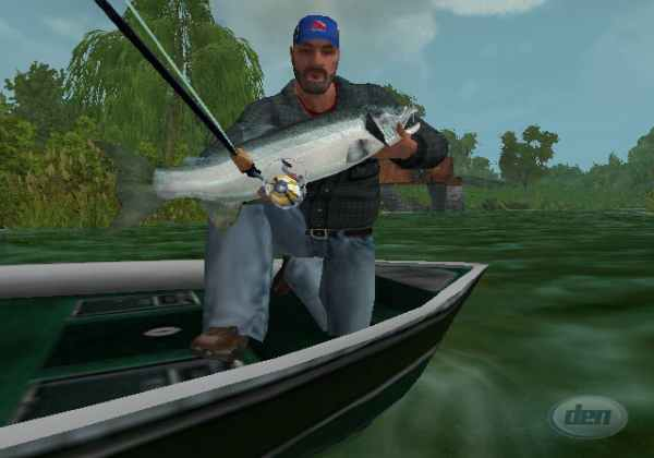 Games pc rapala pro fishing pc game mediafire for Pro fishing games