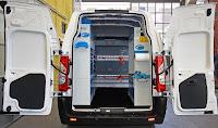 Arredamento interno per Expert Peugeot