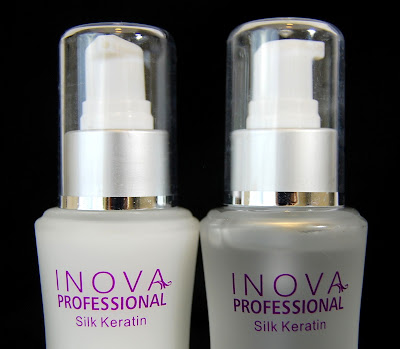 Inova Professional Silk Keratin Sheer Magic Smoothing Balm Pure Shine Luminous Finishing Gloss