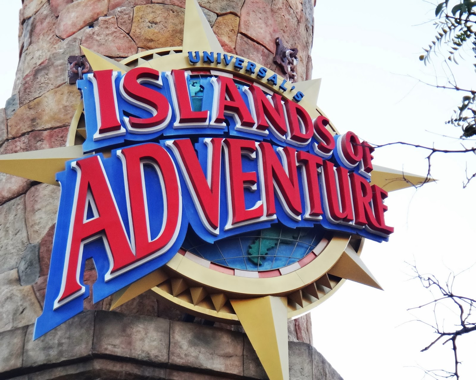 Universal Studios, Florida, Islands Adventure, travel