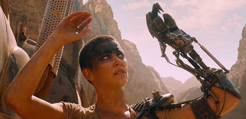 Mad Max Fury Road Final Trailer