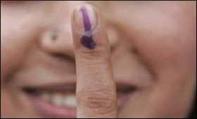 Remove your Voting sign of your finger within second : Indian Election