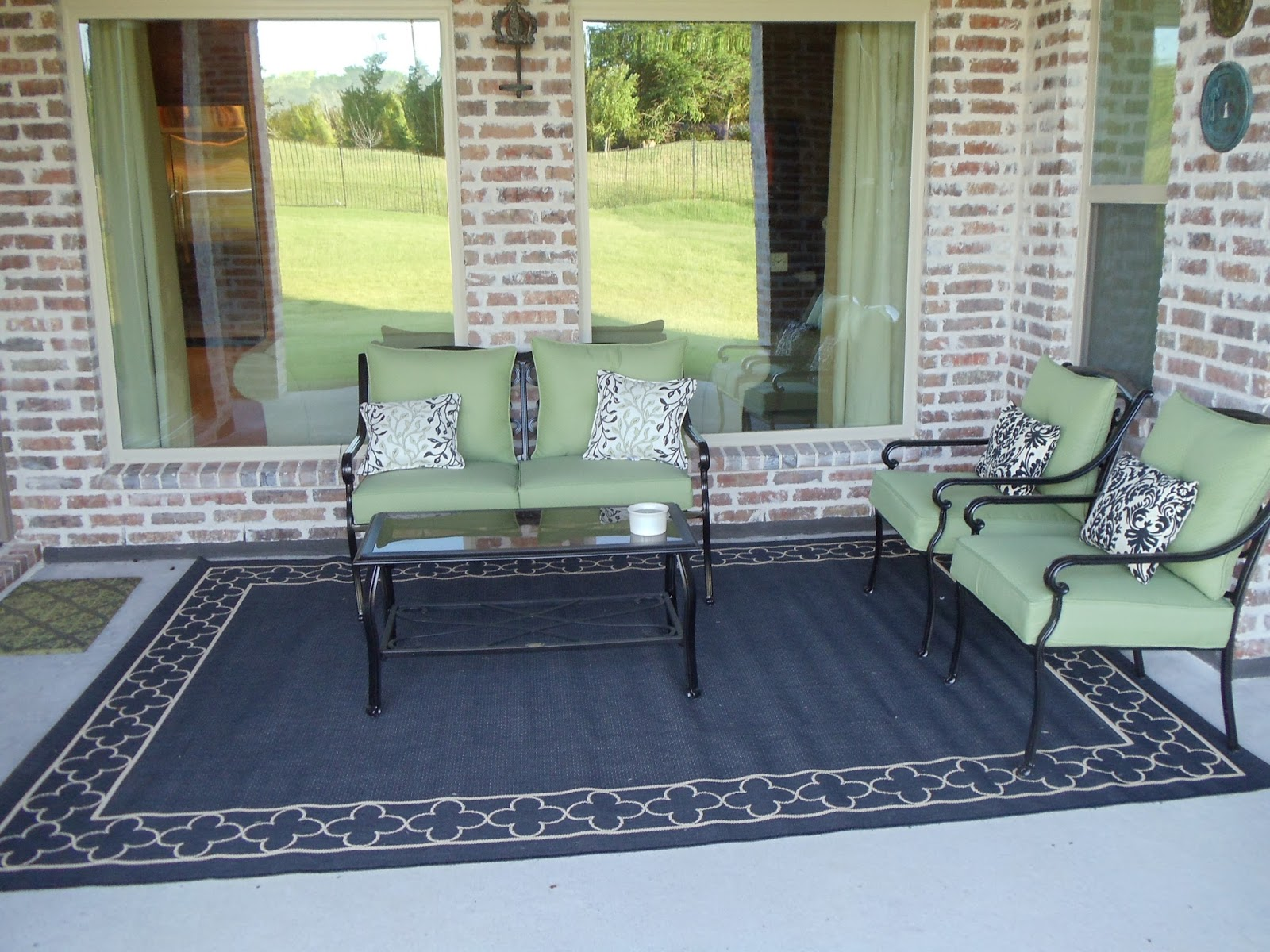 Patio Makeover House of Hargrove