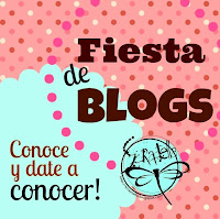 Te invito a mi fiesta de blogs