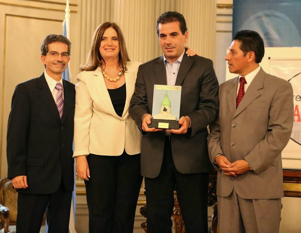 Cristian Ritondo, el gran ganador