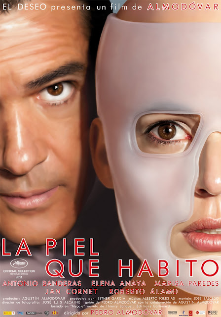 The Skin I Live In • La piel que habito (2011)