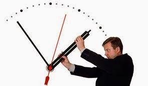 O tempo é nosso ativo mais valioso
