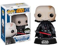 Funko Pop! Darth Vader Unmasked Pre-Release