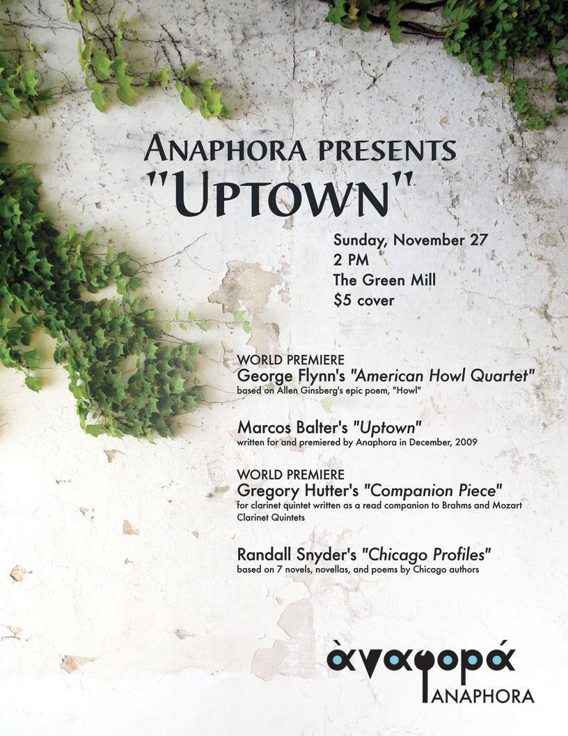 Uptown Update: ...