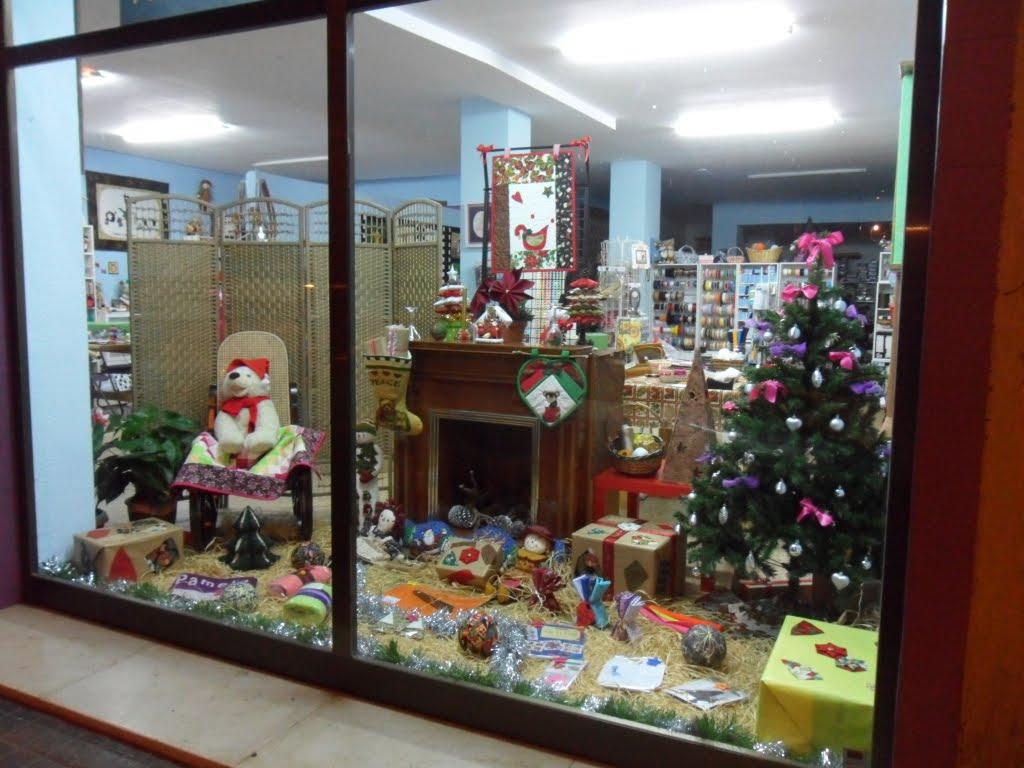 Geminispatch escaparate navidad 2011 - Ideas escaparate navidad ...