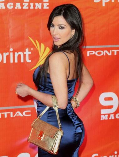 American fashion blogger kim kardishan fashion