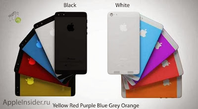iPhone 6 colors and design