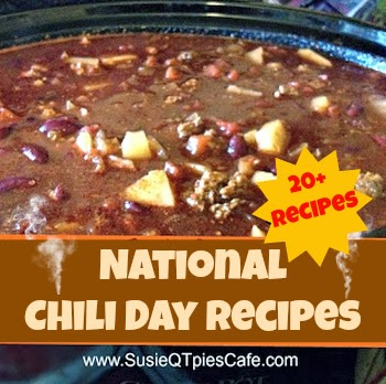 Best Ever Chili Recipes