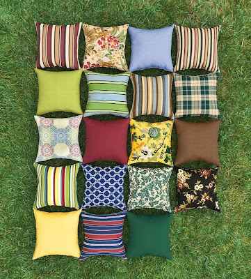 Plow & Heath, Outdoor Cushions, Outdoor Decor, DIY Decor