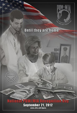 POW/MIA Recognition Day 2012