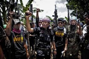 pertempuran mujahidin moro philipina