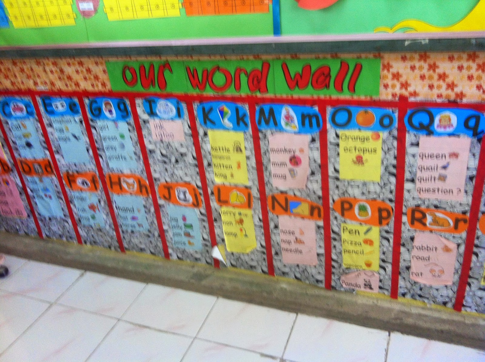 Classroom Decoration Simple : From preschool to simple classroom decoration