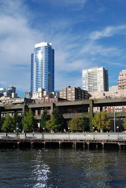 the fishermans is located on the seattle waterfront and is known for