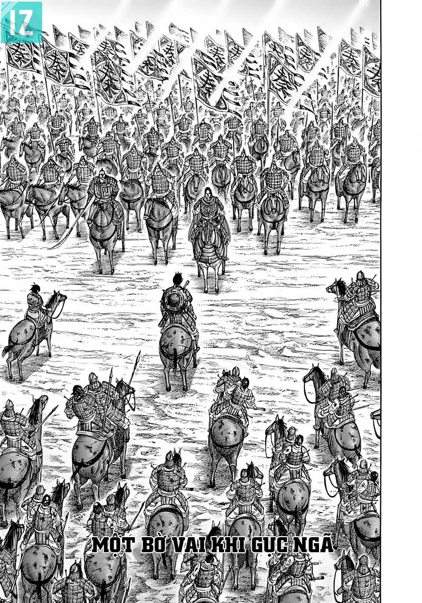 Kingdom - Vương Giả Thiên Hạ Chapter 329 page 2 - IZTruyenTranh.com