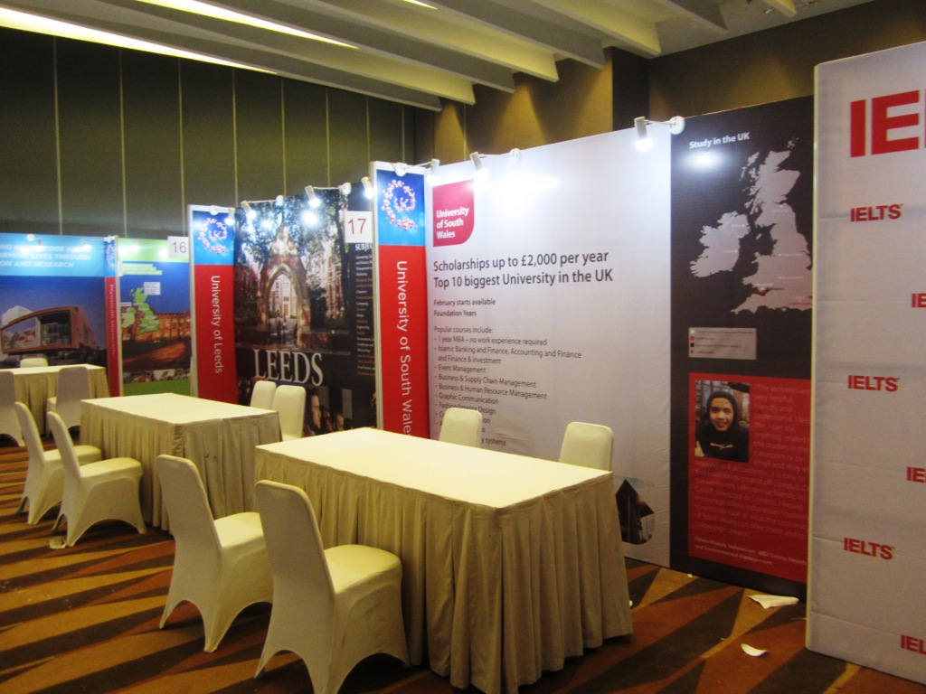 BRITISH COUNCIL @ Study in UK, Medan