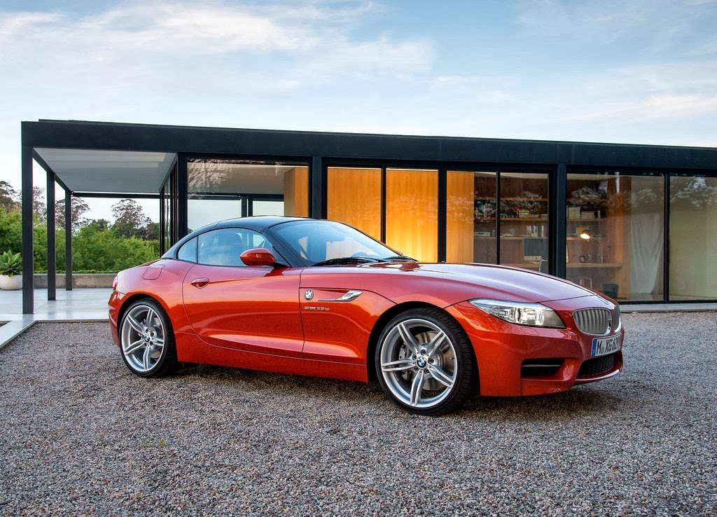 Carnation Auto Blog Bmw Z4 Facelift Launched In India At