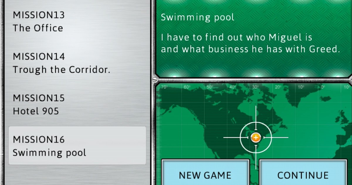 Solved 100 Missions 3 Mission 16 Swimming Pool Walkthrough