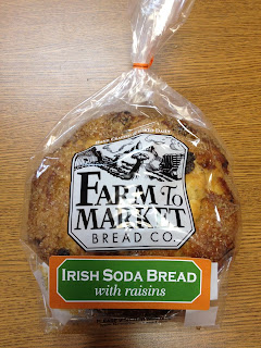 WhatYoureMissingKC.blogspot.com : Farm to Market Irish Soda Bread Giveaway