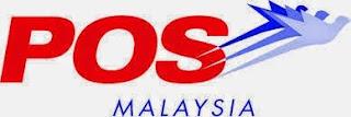 Jawatan Kosong di Pos Malaysia Berhad 06 Jun 2015