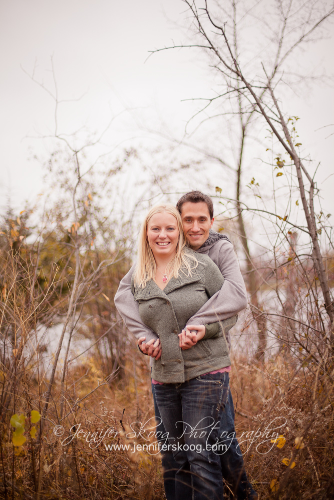 Josh & Jill: Park Rapids MN Engagement Photography