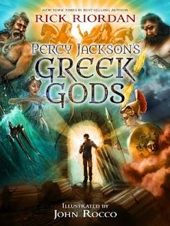 Percy Jackson's Greek Gods by Rick Riordan & John Rocco