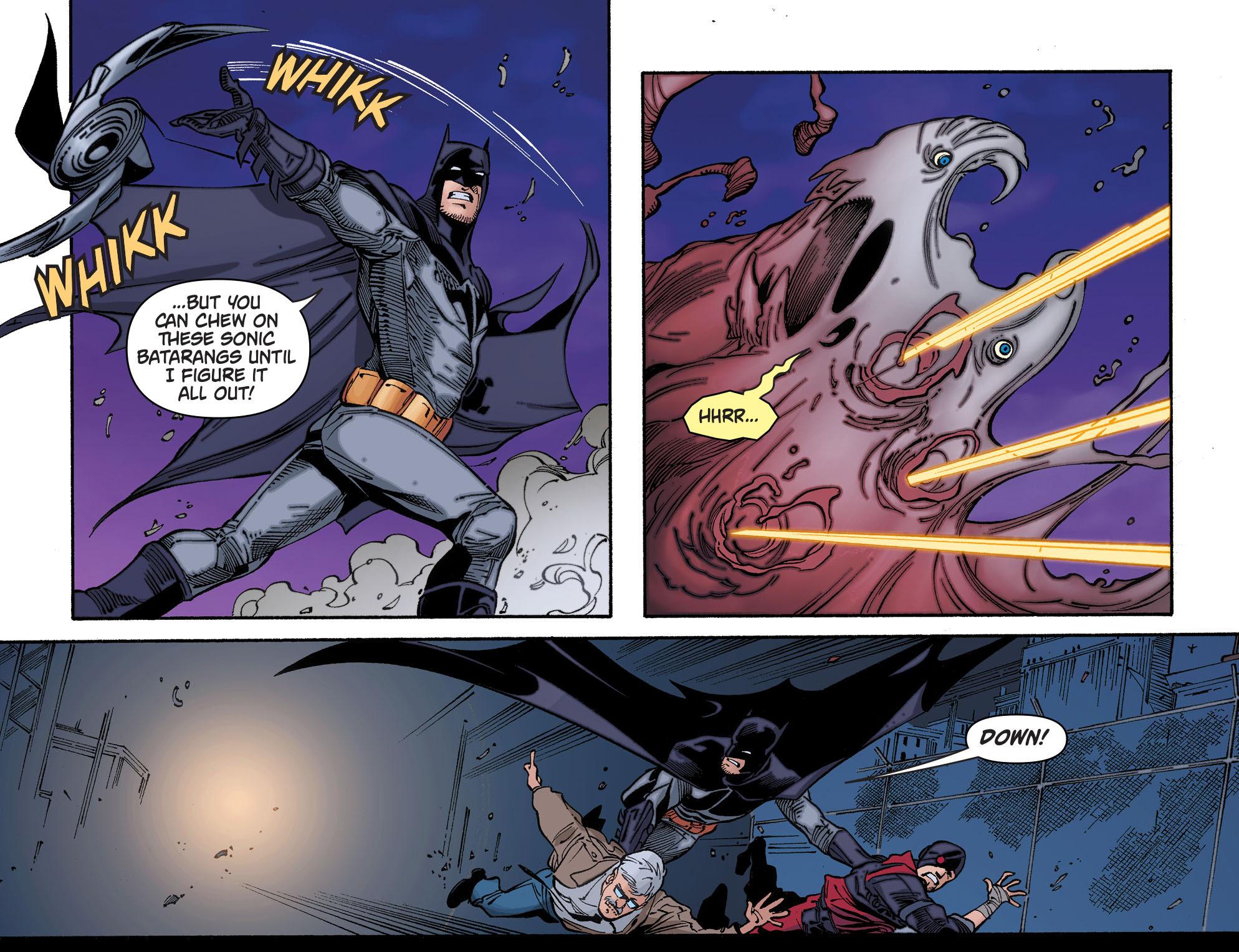Batman: Arkham Knight [I] Issue #25 #27 - English 17