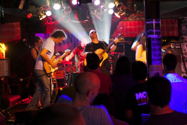 Trakan: Photos from Elbo Room - Chicago 2012
