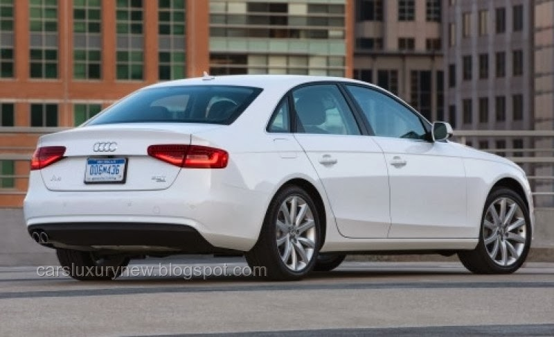 2014 Audi A4 2.0T Premium Plus Specs and Price