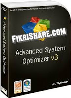 Advanced System Optimizer 3.5.1000.13729 Full Serial Number / Key + Crack