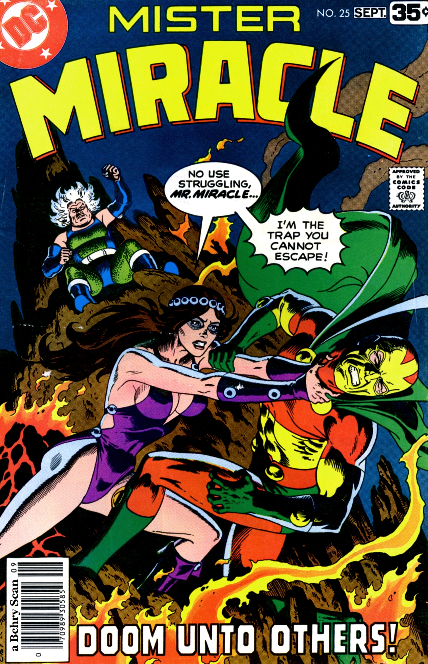 Mister Miracle (1971) #25 #31 - English 1