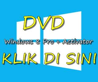DVD Windows 8 Pro x86/x64 + Activator